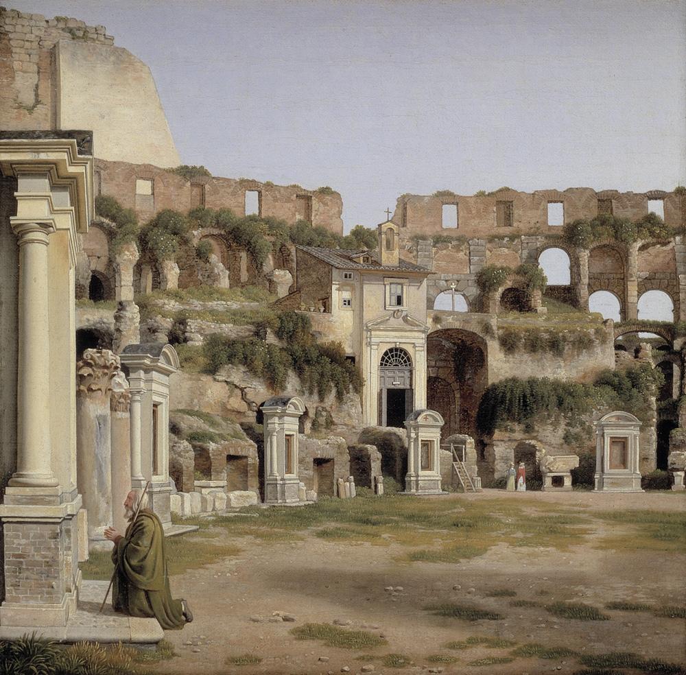 Et_parti_af_det_indre_af_Colosseum_-_1816