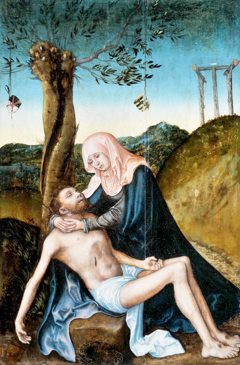 cranach-Pieta