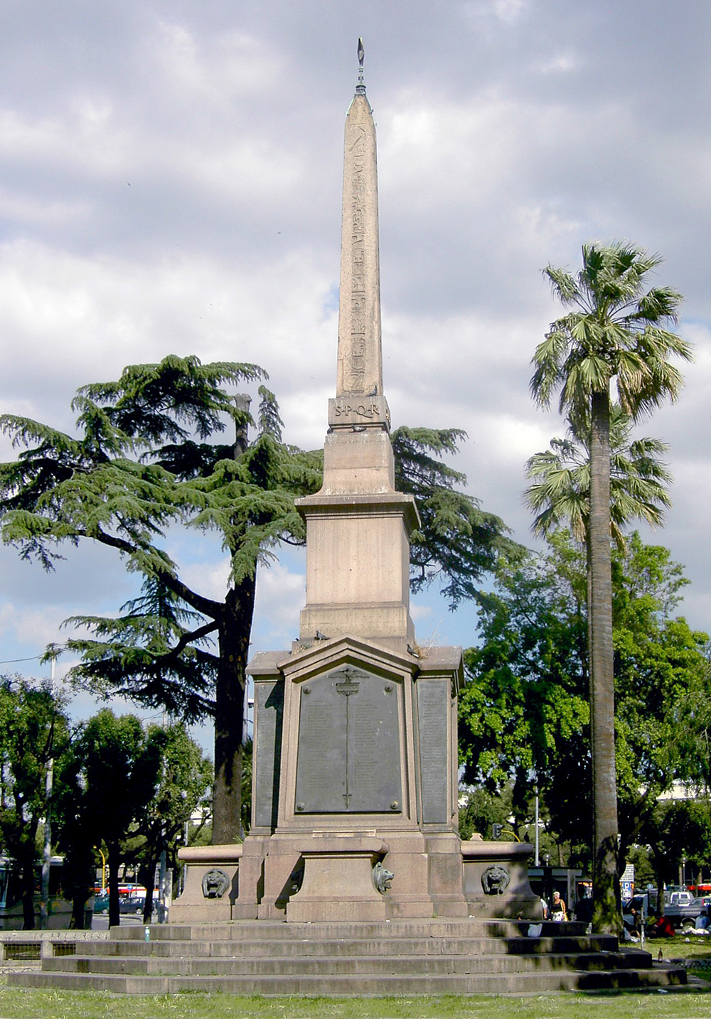 Dogali-obelisk
